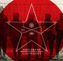 Hooligans Ilustrados. Um projeto de Design e Ilustração de José María Herrera Pérez - 24-05-2012