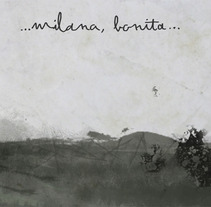 Milana, bonita. A Design, Illustration, Film, Video, and TV project by David Navarro Bravo         - 28.05.2012