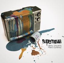 Carátula CD. Un proyecto de Diseño, Publicidad, Fotografía y UI / UX de Juan Vega - 08-06-2012