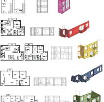 Desarrollo de vivienda urbana . A Design, Installations, and 3D project by Maria Clara Restrepo Tirado - 11-06-2012