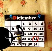 Feliz Navidad con el Día D. Un proyecto de Publicidad, Motion Graphics, Cine, vídeo y televisión de Sofía Villafañe Escudero - 12-06-2012