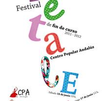 CPA Flamenco. Un proyecto de Diseño y Publicidad de Esther Rubio - 14-06-2012