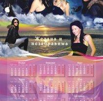 Calendario. Un proyecto de Diseño de Tzvetelina Spaasova - 16-10-2012
