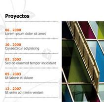 Mediaculum, portafolio cronológico. Un proyecto de Diseño, Ilustración, Fotografía y UI / UX de Daniela Nettle - 19-06-2012