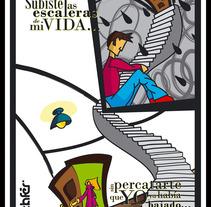 Micro poesía ilustrada.... Un proyecto de  de José Miguel De Lamo - 23-06-2012