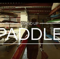 Stand up Paddle. A Design, Advertising, Film, Video, and TV project by hola@kvra.es          - 27.06.2012