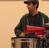 Sesión de Músicos . Un proyecto de Fotografía de Cristian Andres Tapia Aracena         - 27.06.2012