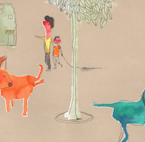 The Museum. Un proyecto de Diseño, Ilustración y Publicidad de Laia Jou - 28-06-2012