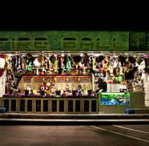 Desolated funfair. Un proyecto de Fotografía de David Macías         - 02.07.2012