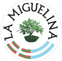 Letrero La Miguelina. Um projeto de Design de marta jaunarena         - 03.07.2012