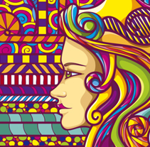 ACID CANDY. A Illustration project by MADFACTORY estudio - Jul 09 2012 10:30 PM