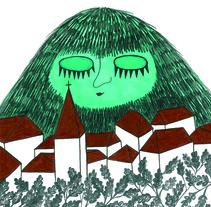Basajaun eta Martin. Um projeto de Ilustração de Maite Caballero Arrieta         - 14.07.2012