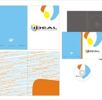 identidad corporativa. A Design project by Josefa Lopez Guerrero - Jul 17 2012 01:21 AM