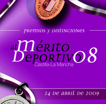 Mérito Deportivo. A Design, and Advertising project by Estudio de Diseño y Publicidad         - 17.07.2012