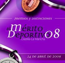 Mérito Deportivo. Um projeto de Design e Publicidade de Estudio de Diseño y Publicidad         - 17.07.2012
