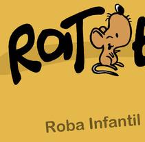 Logo Rat Buf. Un proyecto de Ilustración de Dànius Dibuixant - Il·lustrador - comicaire         - 20.07.2012
