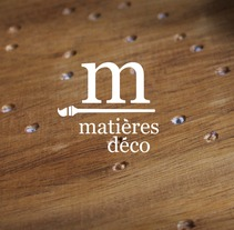 Matières Déco. A Design, and Photograph project by LMG - 31-07-2012