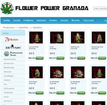 Flower Power Granada. Un proyecto de Diseño y Desarrollo de software de Jaime Martínez Martín         - 02.08.2012