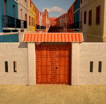 Interiores, Exteriores y Mobiliario. Un proyecto de 3D de Miguel Ángel Cremades Navarro - 03-08-2012