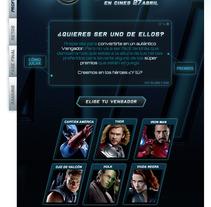 Vengadores. Un proyecto de Desarrollo de software y Publicidad de Javier Fernández Molina - Miércoles, 15 de agosto de 2012 11:02:56 +0200