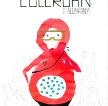 May the force of Colcrohn be with you. Un proyecto de Diseño, Ilustración y Publicidad de Laia Jou - 17-08-2012