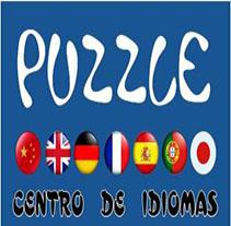 Bookshop Puzzle Idiomas. Um projeto de Design de Antonio  Moreno Barba         - 21.08.2012