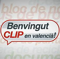 Microsoft Clip. Um projeto de Design, Música e Áudio, Motion Graphics e Cinema, Vídeo e TV de Sergi Sanz Vázquez         - 09.09.2012
