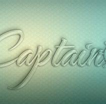 Captain !. A Design&Illustration project by Ivan Rivera         - 12.09.2012