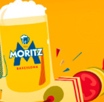 Moritz. A Design, Illustration, and Motion Graphics project by Oscar González Manresa - 13-09-2012