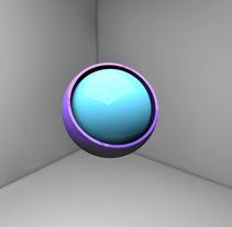Cubo y esferas. A  project by laura garcía de la puente - 09.16.2012