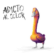 adicto al color. A Design, Illustration, and Advertising project by Ricardo Gonart - 21-09-2012