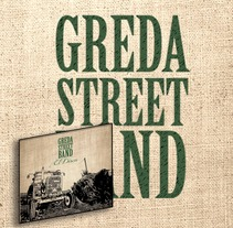Web Greda StreetBand. Un proyecto de Diseño de Pau Avila Otero         - 26.09.2012