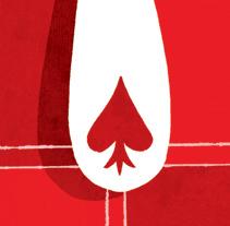 El mago Errante. Un proyecto de  de Fran Collado - 01-10-2012