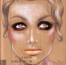 Art/Arte. A Illustration project by Cristina Vaello Alumbreros         - 01.10.2012