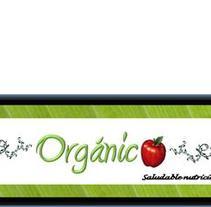 ORGANICO. Un proyecto de Diseño, Ilustración, Instalaciones y UI / UX de Daniella Bastidas Toro - 04-10-2012