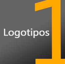 Logotipos 1. Um projeto de Design e Ilustração de Eloy Pardo Rouco         - 04.10.2012