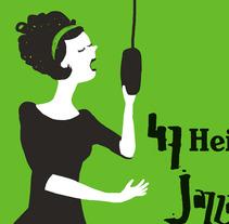 47 Heineken Jazzaldia. A Design, Illustration, and Advertising project by paulapé - Oct 09 2012 05:10 PM