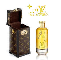LV Parfume. A Design, Illustration, Advertising, and Photograph project by Clara Isabella Frigé         - 09.10.2012