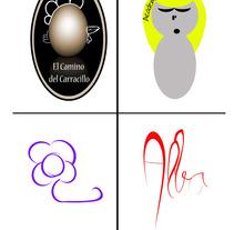 Logotipos. A Design project by Alba Domínguez Escudero         - 13.10.2012