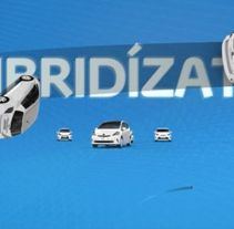Toyota banners. A Motion Graphics, and 3D project by Juan Asperó         - 15.10.2012