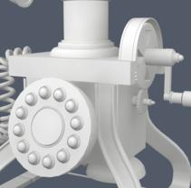 3D Model. Un proyecto de 3D de renerene         - 15.10.2012