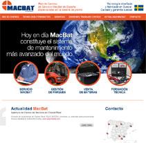 Macbat. Un proyecto de Diseño, Desarrollo de software e Informática de Jaime Martínez Martín         - 24.10.2012