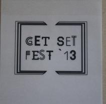 GET SET FEST. Un proyecto de Diseño y Eventos de Patricia Crego del Val - 04-11-2012