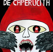 La adolescencia de Caperucita. Um projeto de Ilustração de Maite Caballero Arrieta         - 11.11.2012