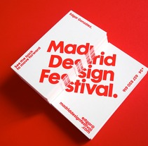 Madrid Design Festival. A Design project by IS         - 19.11.2012