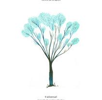 Sankalpa · II Aniversari. Un proyecto de Diseño e Ilustración de Meri Hernández - 10-12-2012