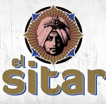 El Sitar. A Design, Illustration, Software Development, and UI / UX project by David Shot - 21-12-2012
