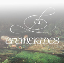 EFEMERIDES. A Design, Illustration, Photograph, and UI / UX project by Carolina Rojas Vilos         - 23.12.2012