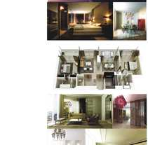 Hotel Dubai. Um projeto de Design e Instalações de architecture & interior design  - 03-01-2013