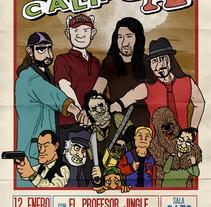 Último concierto Calipo A. Un proyecto de  de M.A. Serralvo - Domingo, 06 de enero de 2013 22:31:09 +0100